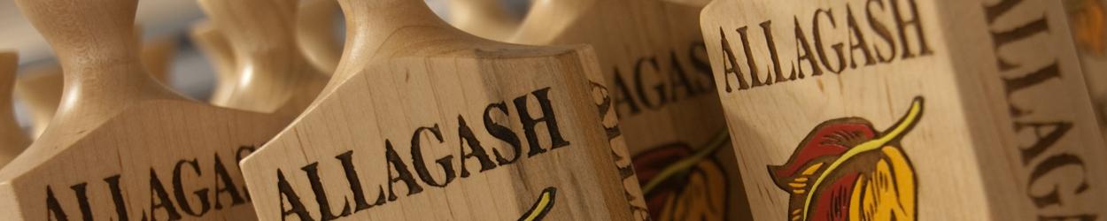 Allagash Custom Tap Handles USA