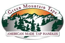 Green Mountain Taps American Made Logo