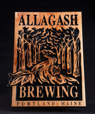 Custom-Wood-Sign-Allagash