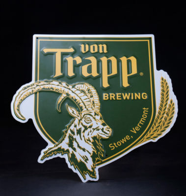 Von Trapp Brewing Sign